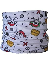 Multifunctional Headwear (CHILD SIZE) Pirate