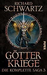 Götterkriege: Die komplette Saga 3 (Die Götterkriege)