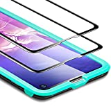 ESR Verre Trempé pour Samsung Galaxy S10e 2019 (2 Pièces), [3D Couverture Intégrale], [Gabarit de Pose inclu], Film Protection Écran 3X Plus Ultra Résistant