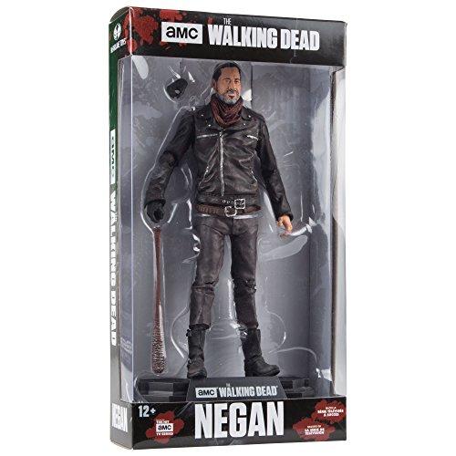Mc-Farlane-The-Walking-Dead-TV-Color-Tops-Action-Figure-Negan-Exclusive-Bloody
