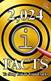 #8: 2,024 QI Facts To Stop You In Your Tracks