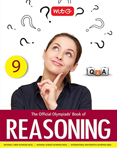 The Official Olympiads' Book of Reasoning - Class 9