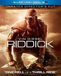Riddick [Blu-ray] [2013] [US Import]