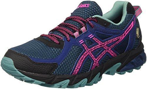 asics-gel-sonoma-2-g-tx-gymnastique-femme-bleu-blu-poseidon-hot-pink-kingfisher-43-1-2-eu