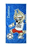 FIFA offiz Russia WM 2018Fútbol Toalla Toalla zabivaka World Cup Towel