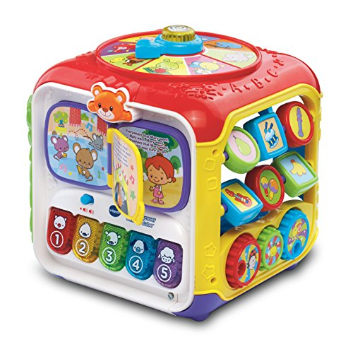 Sort and Discover Activity Cube