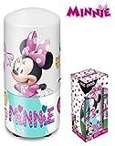 Best Disney Lampes de table - Disney Minnie Lampe De Table De Nuit, WD19717 Review