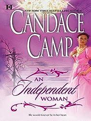 An Independent Woman (Mills & Boon M&B) (Super Historical Romance)