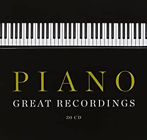 30 Great Piano Recordings - präsentiert von Piano News