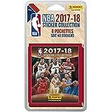 Panini 2331–038–NBA 2017–2018Blisterverpackung 8Hüllen für 5Sticker