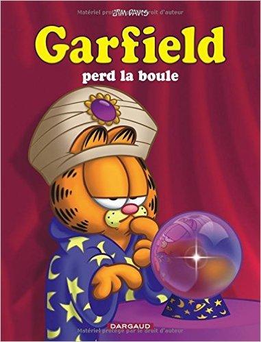 Garfield T61 - Garfield Perd la Boule de Jim Davis ( 9 octobre 2015 )