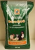 BASU-Dog Naturalkrokette Hundefutter Trockenfutter Hochwertiges Alleinfutter 20 kg