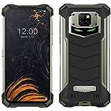 "Smartphone Robusto DOOGEE S88 PRO 10000 mAh Batteria, Octa-core 6GB+128GB Android 10, Fotocamera Quadruple 21 MP, 6,3""FHD + C"