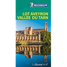 Guide Vert Lot Aveyron Vallée du Tarn Michelin