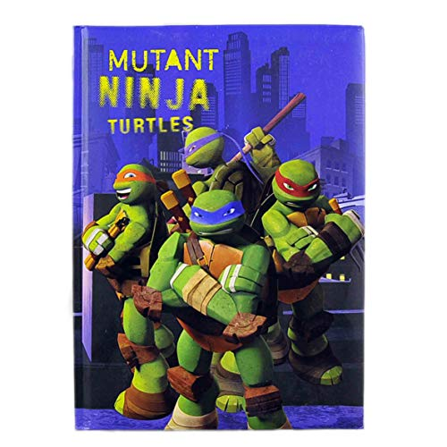 ebuch Turtles Mutant Ninja cm.20 ()