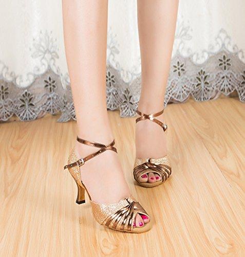 Miyoopark , Salle de bal femme Gold-7.5cm Heel