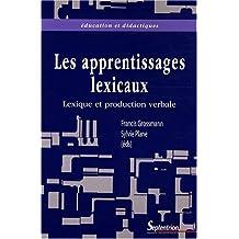 Lexique et production verbale : Vers une meilleure intégration des apprentissages lexicaux