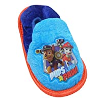 Paw Patrol Boys Indoor Slippers