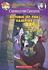 Creepella Von Cacklefur#04: return of the Vampire (Geronimo Stilton)