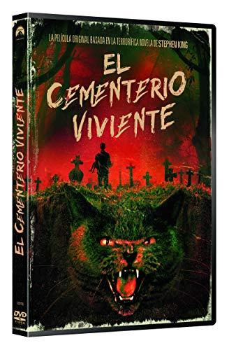 Cementerio Viviente [DVD]