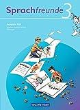 Sprachfreunde - Ausgabe Süd 2010 (Sachsen, Sachsen-Anhalt, Thüringen): 3. Schuljahr - Sprachbuch