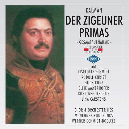 Zigeunerprimas [Import allemand]