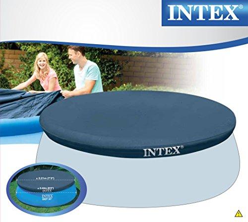 preisvergleich intex poolabdeckplane f r runde quick up pools easy willbilliger. Black Bedroom Furniture Sets. Home Design Ideas