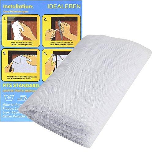 idealeben-2-moustiquaires-de-fenetre-blanches-anti-insectes-mouches-avec-velcro-en-maille-filet-ride