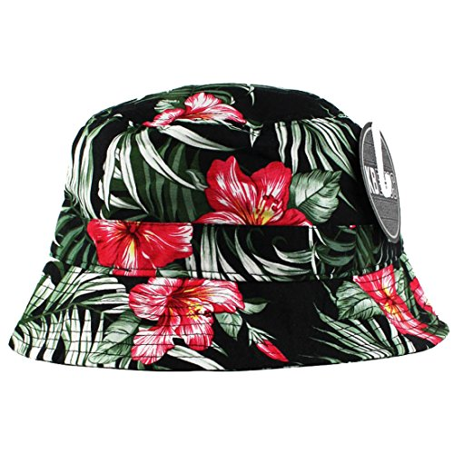 Tropical-Bucket-Hat-Mtze
