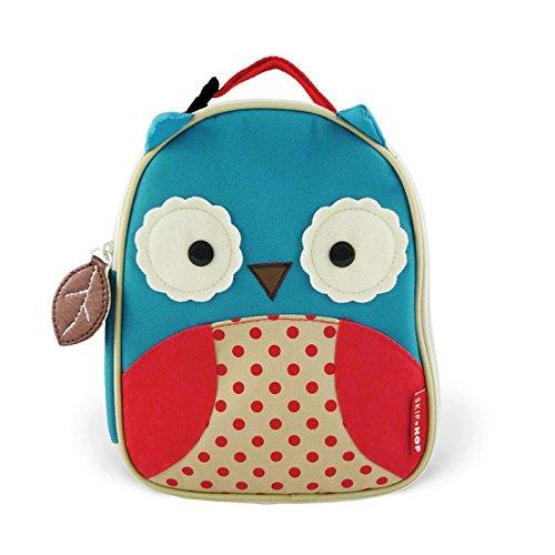 Skip Hop Zoo Lunchies Owl - Mochila para merienda