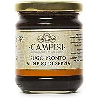 Campisi   Salsas de Pescado Lista   (Tinta de Calamar   220 gr.)