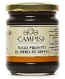 Campisi | Fertigsoßen basierend auf Fisch | (Tintenfischtinte | 220 gr.)