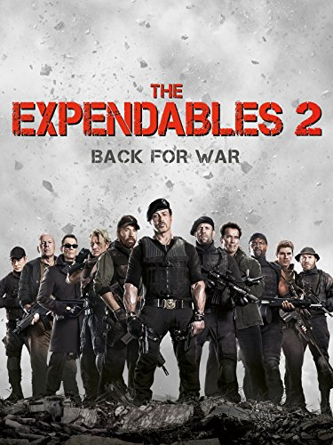 The Expendables 2 - Uncut -
