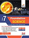 Foundation Science for IIT-JEE/NEET/NTSE/Olympiad Class 7