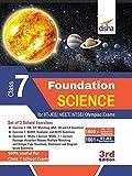 Foundation Science for IIT-JEE/NEET/NTSE/Olympiad Class 7
