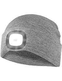 Chillouts Bonnet pour Enfant Chilllight Del en Tricot l hiver 13650ca835b