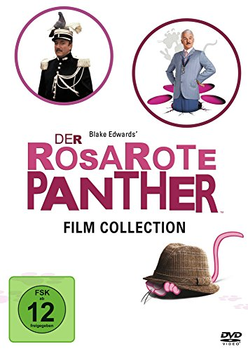 Der Rosarote Panther - Film Collection [7 DVDs]