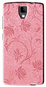 FCS Back Case For Intex Cloud Jewel [Pattern-223]