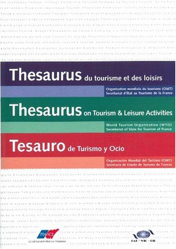 Thésaurus du tourisme et des loisirs