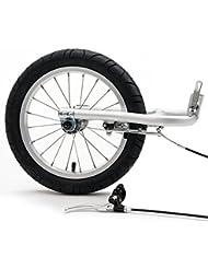 Joggerrad + Handbremse für Fahrradanhänger von Qeridoo MJ 2014 bis einschl. MJ 2016