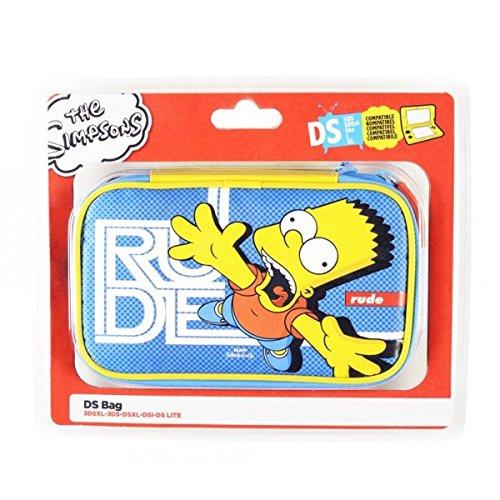 Pochette Simpson pour Nintendo 3DS / 3DSXL / New 3DSXL