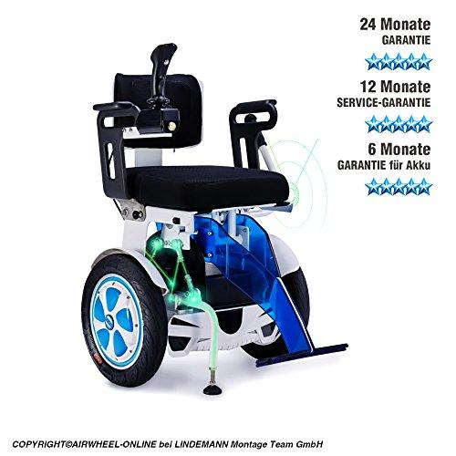 AIRWHEEl A6S Elektrischer Rollstuhl Elektrorollstuhl mit Motor