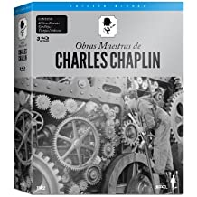 Chaplin Obras Maestras