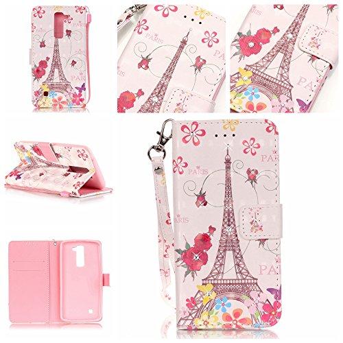 lg-k7-pu-leather-flip-wallet-case-cozy-hut-3d-rose-paris-tower-patterns-pu-folio-leather-wallet-desi
