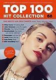 Top 100 Hit Collection 68: 8 aktuelle Charthits von Miley Cyrus, Katy Perry, Revolverheld u.a. für Klavier/Keybord und Gitarre [Musiknoten] Uwe Bye Ed
