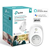 TP-Link WI-Fi Smart Plug with Energy Monitoring Plug-Type E (FR)