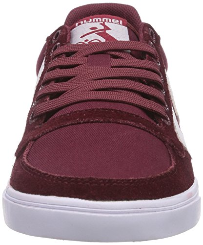 - Lo Rosso 3661 Sl Hummel rot Sneaker Stadil cabernet Unisex Canvas Adulto Basse