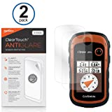 Garmin eTrex 20x Displayschutzfolie, BoxWave® [ClearTouch AntiGlare (2er Pack)] Anti-Fingerprint Matt Folie Schutzfolie für Garmin eTrex 20x