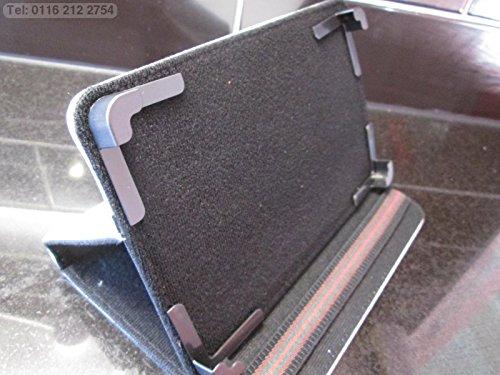 Weiß 4Ecke Grab Winkel Fall/Stand Coby Kyros Internet Tablet MID70427042 (Netzkabel Für Coby Tablet)