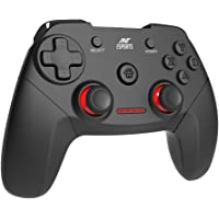 Ant Esports GP 300 Pro V2 Wireless Controller, Compatible for PC & Laptop Computer (Windows 10/8 /7 XP, Steam) / PS3